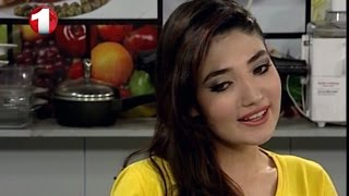 Ashpazi Eidi with Latifa Azizi آشپزی عیدی با لطیفه عزیزی