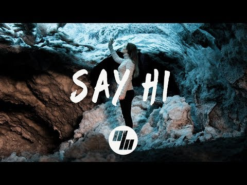 Codeko feat. Austin Mahone - Say Hi (Lyrics / Lyric Video)