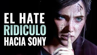 EL RIDÍCULO HATE HACIA SONY PLAYSTATION