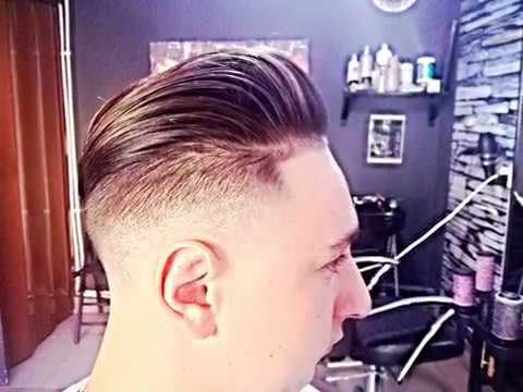Old School Haircuts By S M Barber Youtube