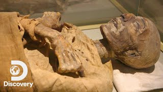 How Mummies Are Made | Expedition Unknown: Egypt LIVE