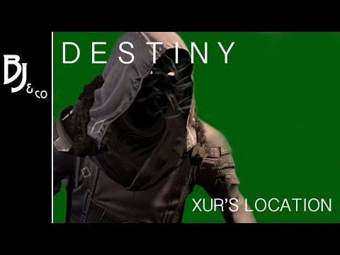 Destiny: Xur - Location, Inventory and Recommendations - May 27-28, 2016 Bad Juju [Week 90]