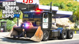 This police truck is AMAZING!! (GTA 5 Mods - LSPDFR Gameplay)