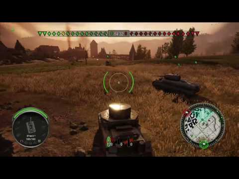 SIR WE OUT CLASSED!!! - World of Tanks