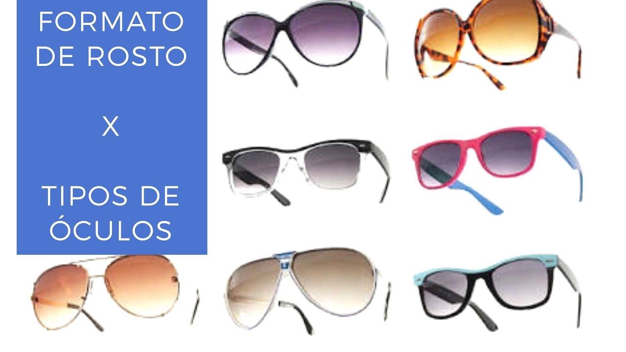19c99b1496742 Conheça os tipos de óculos para cada formato de rosto - YouTube