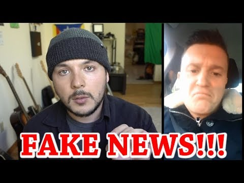 TIM POOL ABSOLUTELY EXPOSES TOMMY ROBINSON - FAKE NEWS!