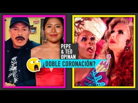 Sergio Goyri vs Yalitza Aparicio  r LGBT Insulta a Valentina  El Robo en AllStars4