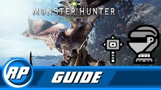 Monster Hunter World - Hammer Armor Progression (Recommended Playing)