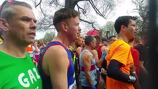 Brighton Maraton 15 april 2018