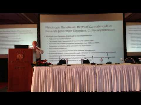 Dr. Jack D. McCue Cannabis and Neurodegenerative Disorders:Multiple Sclerosis and Alzheimer's