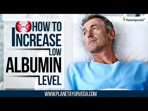 How To Increase Low Albumin Levels