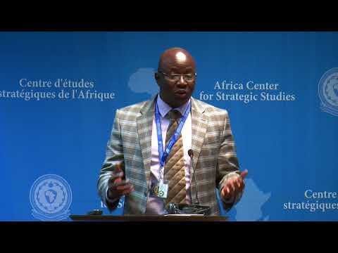 Regional Mechanisms for Conflict Resolution in Africa: IGAD – Camlus Ouma Omogo