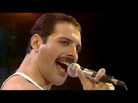Queen - Live Aid - Concert for Africa 1985