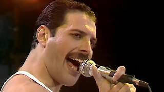 Queen Live Aid Concert For Africa 1985