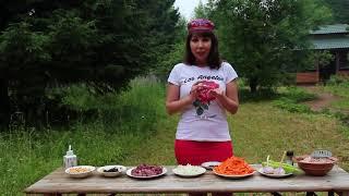 Плов для Сталика: москвичка приняла участие в кулинарном конкурсе
