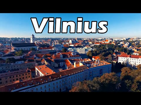Vilnius, Lithuania, tourist attractions and things to do