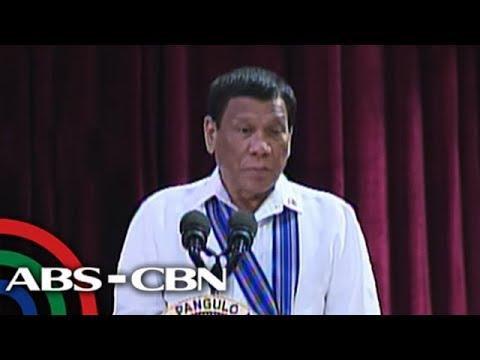 Road Board, binuwag ni Duterte dahil tadtad umano ng korupsiyon | Bandila