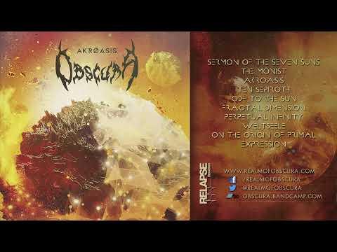 OBSCURA - 'Akroasis' (Full Album Stream)