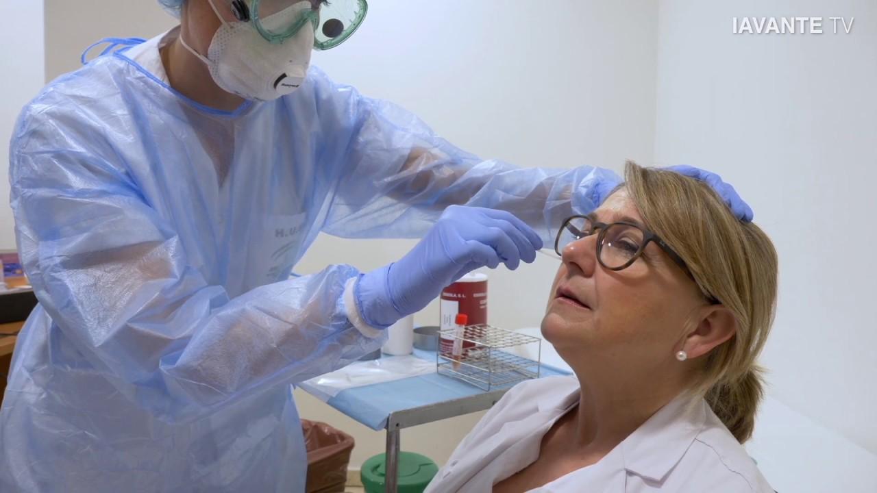 Toma de muestras para detección de SARS-CoV (COVID-19) mediante PCR -  YouTube