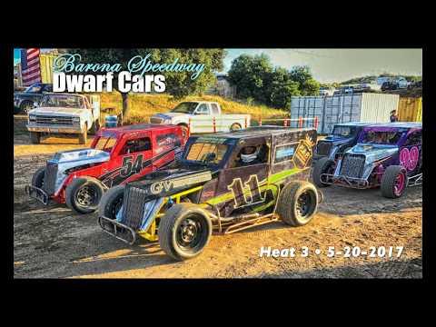Barona Speedway Dwarf Cars •Heat 3 5-20-2017