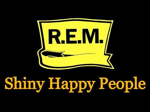 Shiny Happy People - R.E.M. [Remastered]