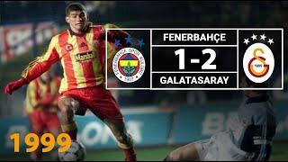 Nostalji Maçlar | 1999-2000 Sezonu Fenerbahçe 1 - 2 Galatasaray