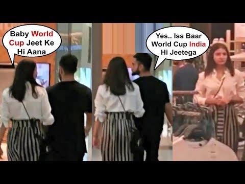 Virat Kohli And Anushka Sharma Shopping In England Before World Cup 2019 Mp3