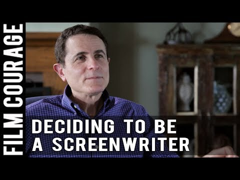 Leaving A Day Job In Publicity To Be Professional Screenwriter - Gary Goldstein [FULL INTERVIEW]