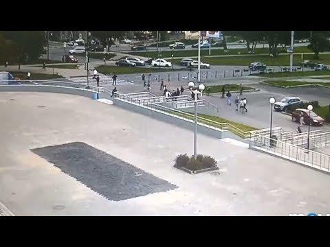 Страшные кадры вчерашней трагедии на «зебре» в Череповце появились в соцсетях