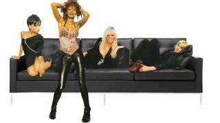 Spice Girls - Weekend Love (Lyrics & Pictures)