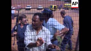 South Africa - Assault On Police Station