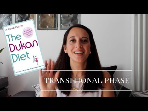 Dukan Diet: Weight Loss: Transitional Phase + Tips