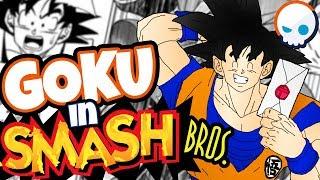 If GOKU Joined Super Smash Bros. Ultimate! | Gnoggin