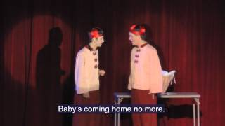 """""""Not for the Life of Me (Reprise)"""" from Thoroughly Modern Millie - Holyoke Catholic PAC - 2012"""