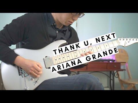 Ariana Grande - thank u, next | Rock Guitar Cover | Funtwo Mp3