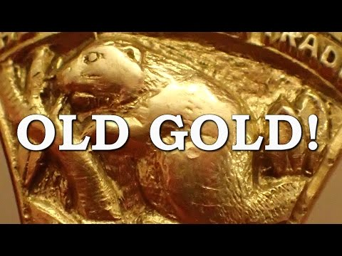 GOLD! SILVER! CUT COPPER! METAL DETECTING 1790's PROPERTY FO