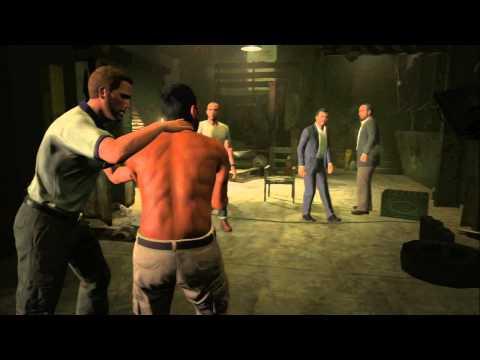 Grand Theft Auto V - By the Book: Devin Weston Intro & Steve, Mr.K, Trevor, Michael Cutscene PS3