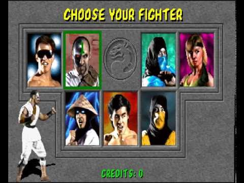 Rated M for Awesome: Mortal Kombat (Arcade)