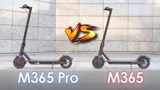 Xiaomi Mijia M365 Pro vs M365 - porównanie elektrycznych hulajnóg od Xiaomi, recenzja, test