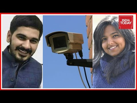 India Today Accesses CCTV Footage Of Chandigarh Stalking Case
