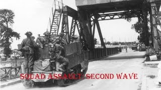 Squad Assault: Second Wave - British Airborne | Defense of Pegasus Bridge