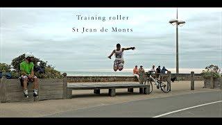 Training roller St Jean de Monts