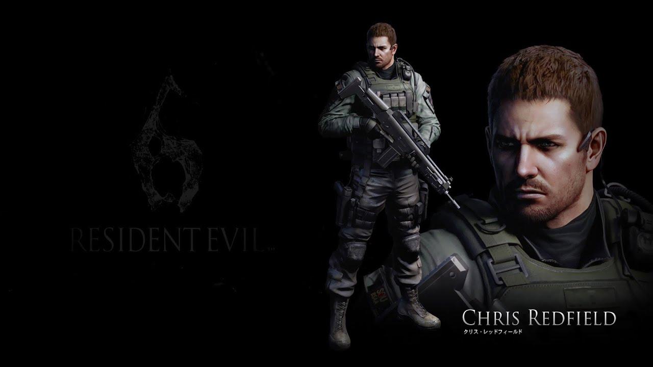 [轉載]生化危機6/惡靈古堡6/BIOHAZARD 6/Resident Evil 6 中文劇情字幕 - Chris 3-1 - YouTube