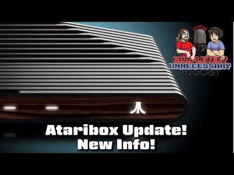 More Ataribox Info! Price revealed! | #CUPodcast