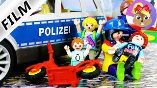 Playmobil Film polski | KRAKSA - UCIECZKA Z MIEJSCA WYPADKU - dziecko uderzone przez auto