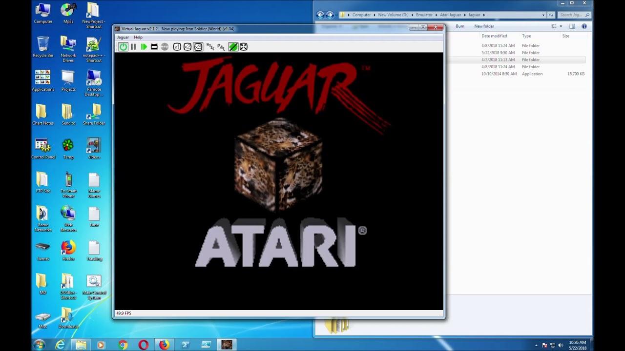 atari jaguar bios