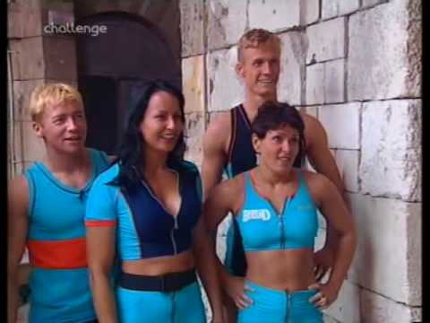 Fort Boyard UK  Series 1 Episode 1  16th October 1998