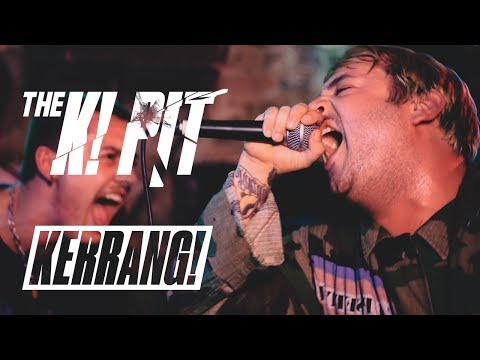 CULTURE ABUSE In The K! Pit – Live Show In a Tiny Bar