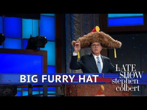 Download Youtube: Big Furry Hat: 'Amen!' Edition