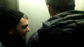 """Первая серия фильма """" Лифт""""! Жесть смотреть до конца! )))"""
